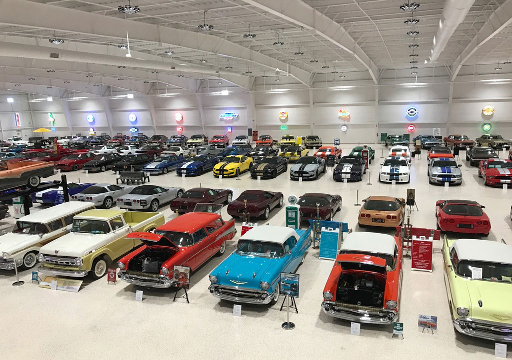 American Muscle Car Museum Masonry Excellence Awards